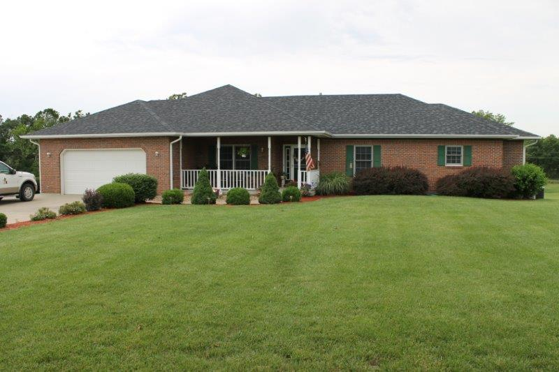 Beautiful country home on 3 2 acres sold 2013 quinlan Beautiful real estate pictures