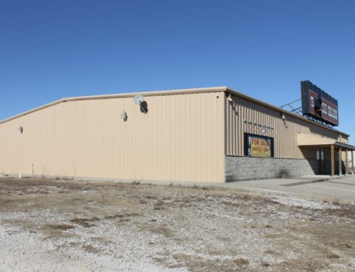Commercial Building   Old Highway 40, Boonville, MO  $159,000.00  SOLD 2017…