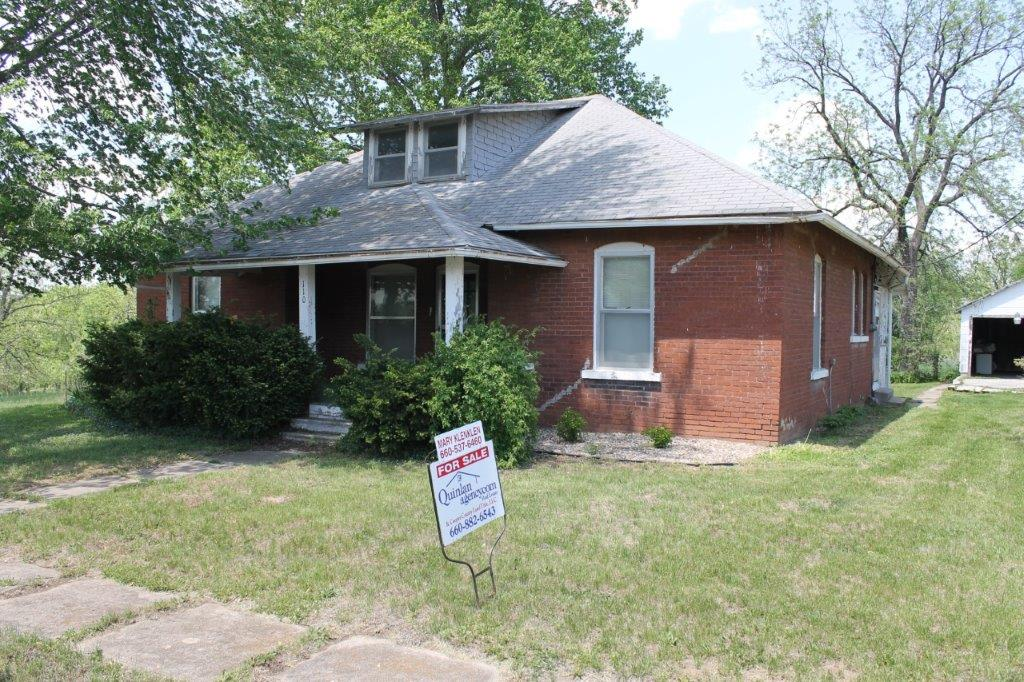 ON CONTRACT…$59,500.00…..110 W. College St., Bunceton MO