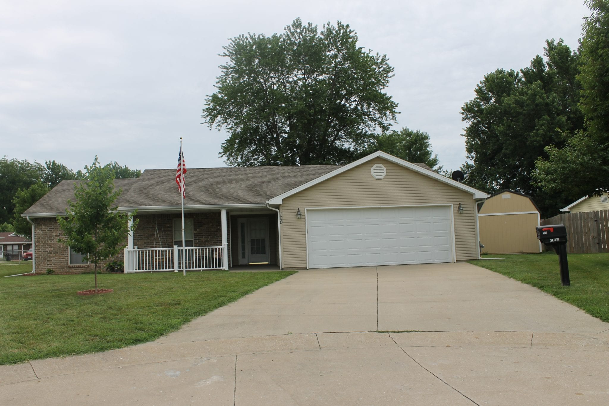 100 Katy Court, New Franklin, MO 65274    $129,900.00  SOLD 2018…..
