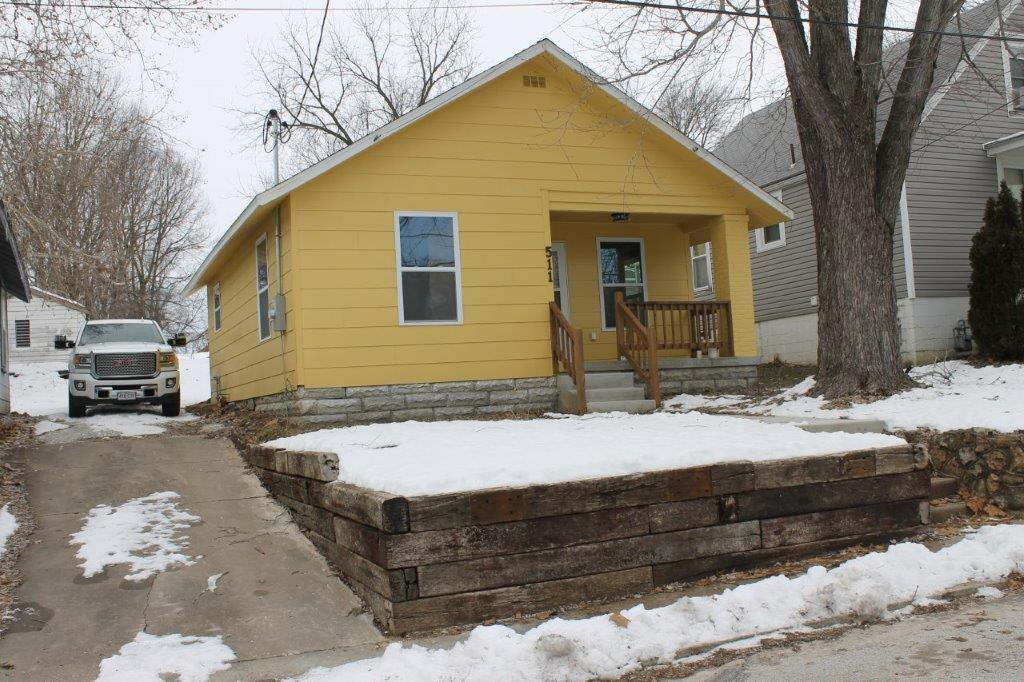 $62,500.00…..511 Leroy St., Boonville, MO 65233