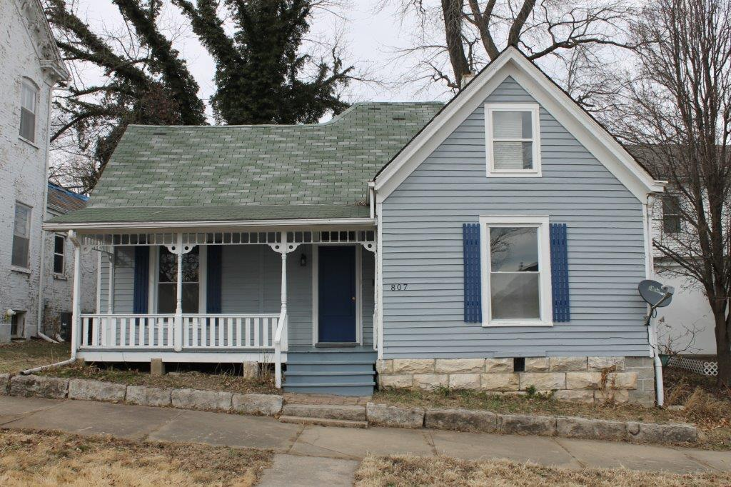SOLD 2020…$55,000.00….807 E Morgan St., Boonville, MO 65233