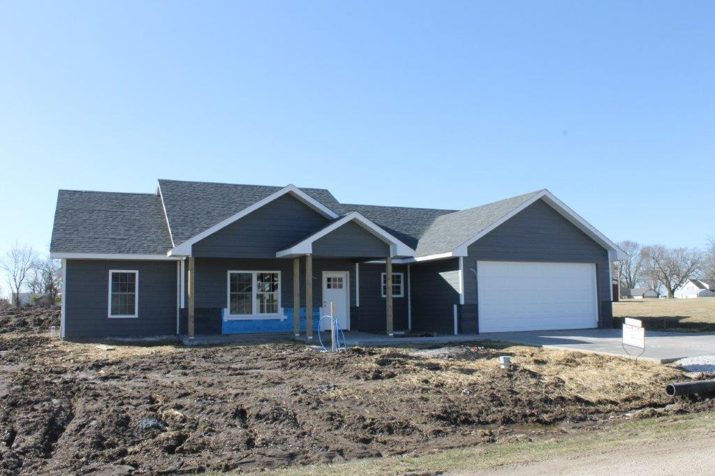 $177,000.00…New Construction….706 Sells Ct., Prairie Home, MO 65068