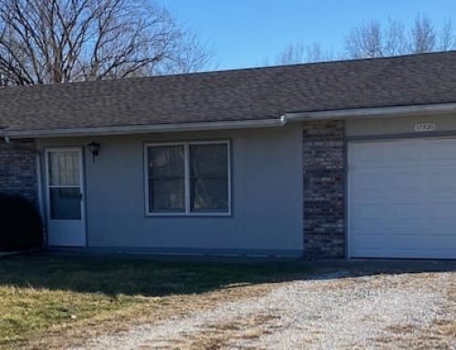 ON CONTRACT…..$105,000.00….17820 Stewart Drive, Boonville, MO 65233   more pics coming soon