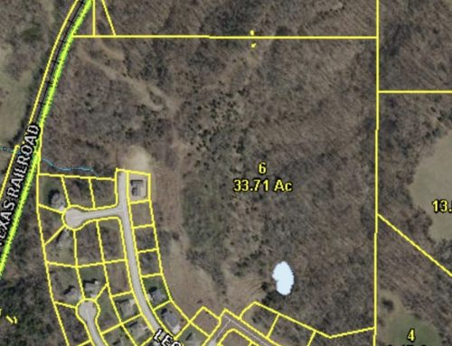 LEGENDS WEST SUBDIVISION  4-developed lots available & undeveloped land/ 60.16 acres, m/l.