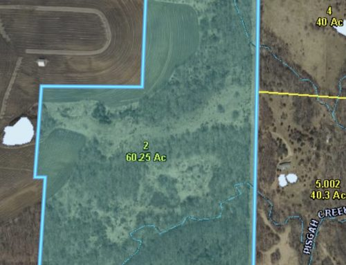 SOLD 2021……$240,000.00……60-Acres, more or less, RECREATIONAL FARM