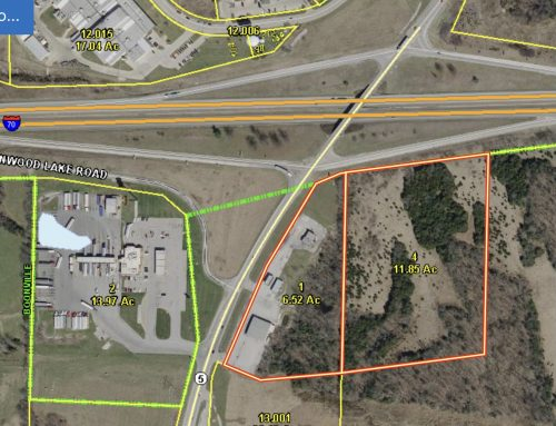 $1,900,000.00…..I-70 & Highway 5, Boonville, MO 65233 PRIME COMMERCIAL 18.37-ACRES, MORE OR LESS