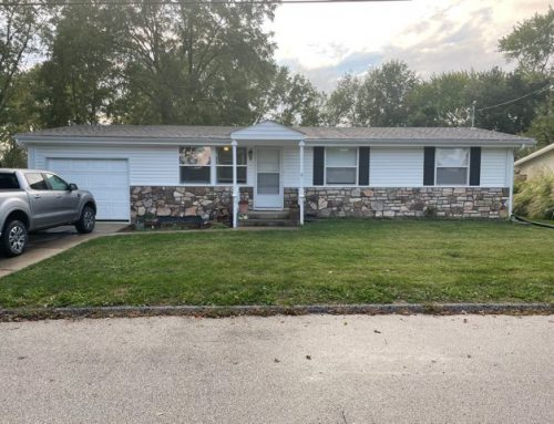 ON CONTRACT….$129,000.00…9 Sunset Drive, Boonville, MO 65233